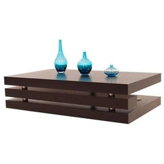 modern coffee tables by eldoradofurniture.com