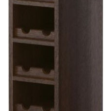 traditional wine racks by IKEA