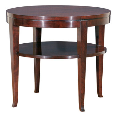 Stickley Round Lamp Table 7715 -