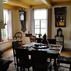 Traditional Living Room Classic 1930s Dutch living room