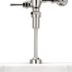 Toto Toto Tmu1nnc 12 Nickel Chrome Urinal Flushometer