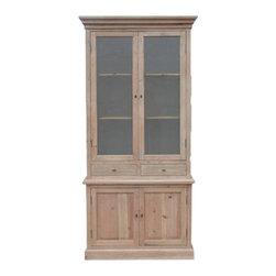 Urban Home Aspen Display Cabinet. Made of Salvaged Barn Wood. Stunning ...