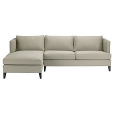 Transitional Sectional Sofas by Williams-Sonoma Home