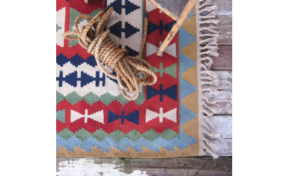 Eclectic Rugs by Three Potato Four