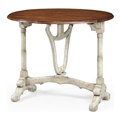 Jonathan Charles - New Jonathan Charles Accent Table Gray Gray - Product Details