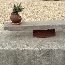 Asian Garden Sculptures by Inspired Stones