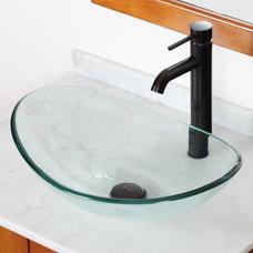 Contemporary Bathroom Sinks by Overstock.com