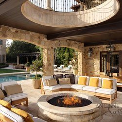 Fire Pits - Image provided by 'Ancient Surfaces'
