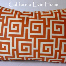 traditional pillows by Splendid Willow