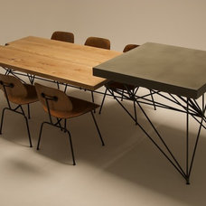 Modern Dining Tables by Gore Design Co., LLC