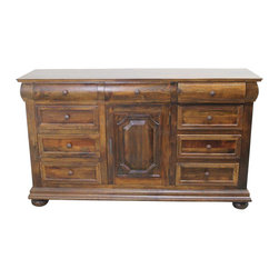 Montana Wide Dresser - Limited edition Wdie Dresser Chest of Drawers. Lingerie Chest. Classic design. Solid Wood construction throughout. No veneers. You don't want to miss this opportunity.
