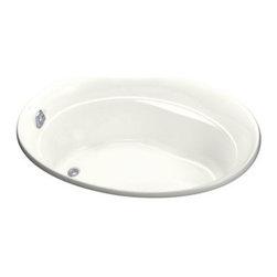 KOHLER - KOHLER K-1183-0 Serif Bath - KOHLER K-1183-0 Serif Bath in White