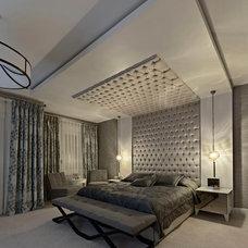 Modern Bedroom by 88 iç mimarlık