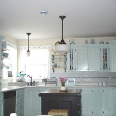 traditional kitchen Restyled Home