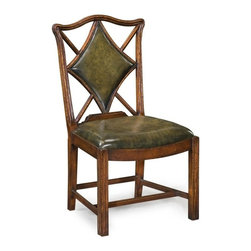 Jonathan Charles - New Jonathan Charles Dining Chair Walnut - Product Details