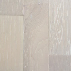 Mesa - Mesa handscraped hardwood with white-washed features available at simpleFLOORS