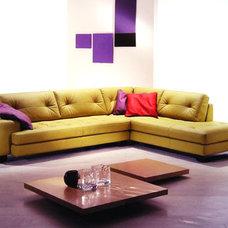 Modern Loveseats by Spacify Inc,