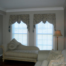 Traditional  by McFeely Window Fashions