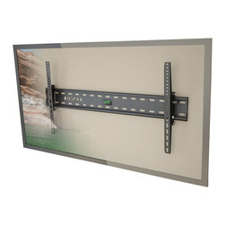 """Sonax - Sonax E-5155-MP Tilting Flat Panel Wall Mount for 32"""" - 65"""" TVs - Sonax - TV Mounts - E5155MP - Maximize your living space with a low profile mount from the Sonax Wall Mount Collection. The E-5155-MP is a tilting flat panel wall mount designed to accommodate most 32���-65��� TVs up to 80 lbs. Tilt options of +10__ / -15__ allow you to adjust your TV to enjoy the perfect angle for your space while the built in leveling system provides an easy DIY experience. This discrete low profile design is the perfect solution to customize your home interior and compliment your new flat panel TV. For a polished look pair this wall mount with your favorite Sonax TV or component stand."""