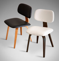 modern dining chairs and benches by 2Modern