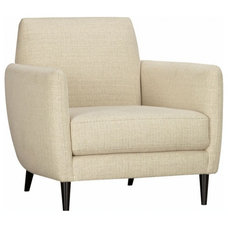 Modern Armchairs by CB2