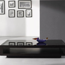 Contemporary Coffee Tables by Dayoris Custom Woodwork