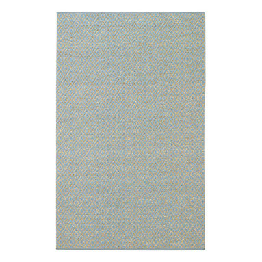 """Diamond rug in Slate - Sister to our """"Chevron"""" natural rug. Diamond debuts in a range of soft and serene tones."""