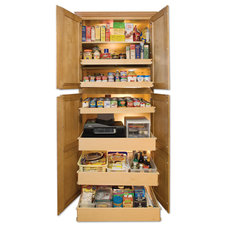 Pantry by ShelfGenie of San Antonio