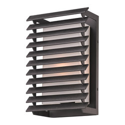 Troy Lighting - Troy Lighting B3301 Shutters 1lt Wall - Troy Lighting B3301 Shutters 1lt Wall