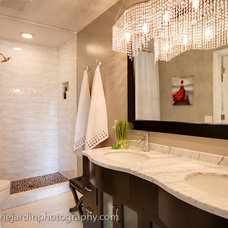 Contemporary Bathroom by Michelle Drenckhahn