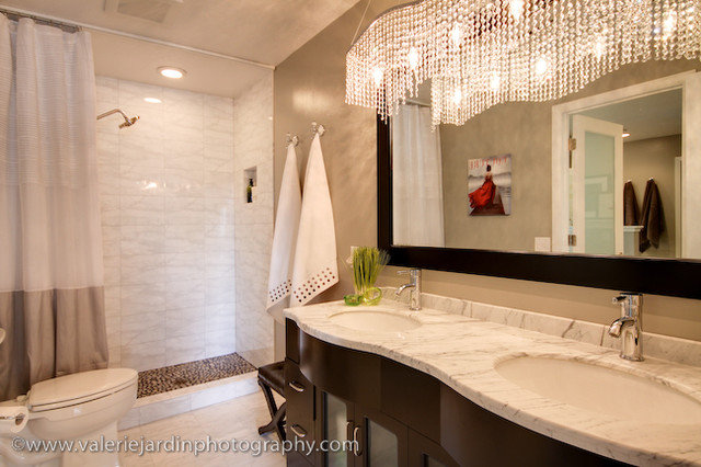 Contemporary Bathroom by Michelle Drenckhahn