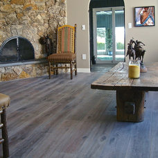 Rustic Hardwood Flooring by Masterpiece Hardwood Flooring Ltd.