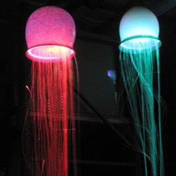 Jellyfish Installation -