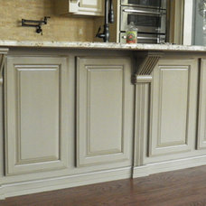 Kitchen Islands And Kitchen Carts by Mitchell's Cabinet Shop