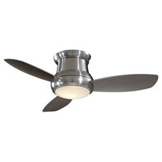 "Modern Ceiling Fans by Santa Monica Bay Lighting Since ""1976"""