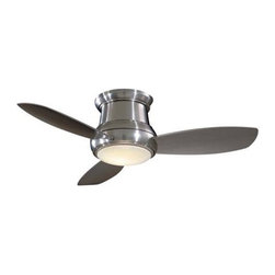 """F519-BN Minka Aire F519-BN Concept II Ceiling Fan - Get 10% discount on your first order. Coupon code: """"houzz"""". Order today."""