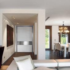 Modern Front Doors by European Cabinets & Design Studios