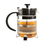 Duet Tea Infuser + French Press Coffee System - Ah, yes, the French press. Is there a tastier cup of coffee? Why not try one that does tea as well? I love it!