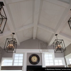 Traditional  by Martineau Homes