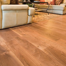Contemporary Hardwood Flooring by New Life Hardwoods