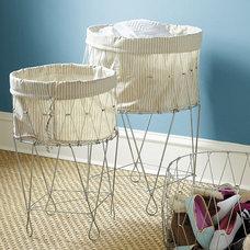 Farmhouse Baskets by Ballard Designs