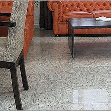 Eclectic Floor Tiles by kashmirwhitegranite.com