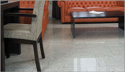 Eclectic Floor Tiles by kashmirwhitegranite.com
