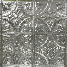 Rustic Wallpaper by American Tin Ceiling Company