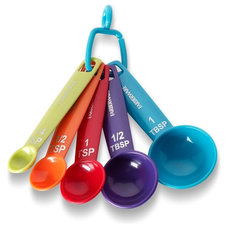 Contemporary Measuring Spoons by Amazon