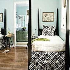 Coastal Guest Bedroom - MyHomeIdeas.com