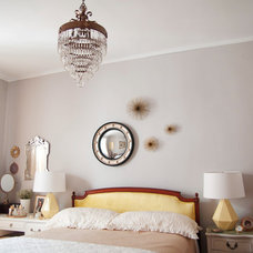 Traditional Bedroom by Lauren Gries