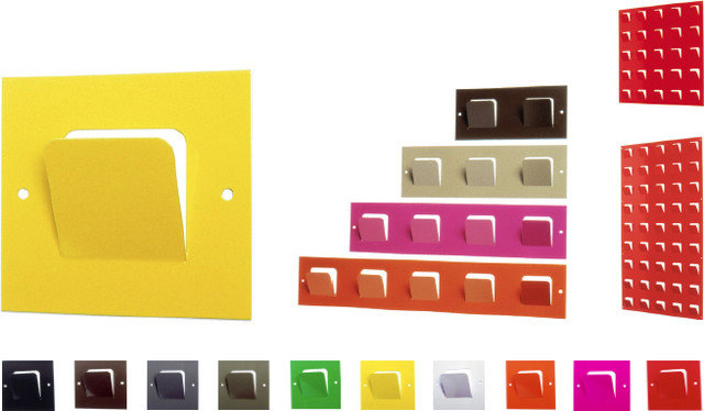 Contemporary Wall Hooks by Petites Productions