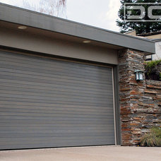 Contemporary Garage Doors And Openers by Dynamic Garage Door