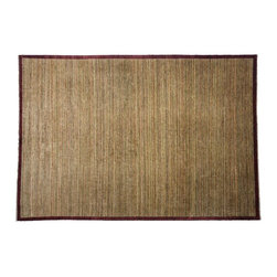 9'X12' Area Rug, Gabbeh Peshawar Transitional Striped Natural Dyes Rug SH7534 - Our Modern & Contemporary Rug Collections are directly imported out of India & China.  The designs range from, solid, striped, geometric, modern, and abstract.  The color schemes range from very soft to very vibrant.